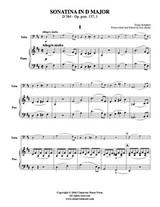 Sonatina in D Major (Tuba Solo) (Download)