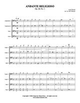 Andante Religioso Op. 28, No. 1 (Download)