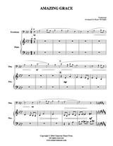 Amazing Grace (Trombone Solo) (Download)