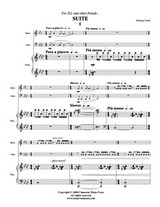 Suite for Horn and Tuba (Download)