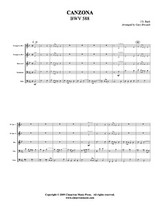 Canzona, BWV 588 (Download)