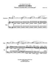 Arioso Gloria (Euphonium Solo) (Download)