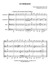 24 Chorales (Download)