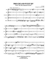Prelude and Fugue XIV (Download)