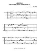 Allegro (Trumpets, Horn & Trombone) (Download)