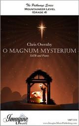 O Magnum Mysterium (SATB)