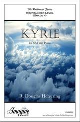Kyrie (SAB) (download)