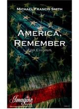 America, Remember (SATB) (download)