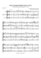 EGO SUM RESURRECTIO ET VITA (ob, eh, bsn) (download)