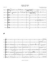JUBILATE DEO - PSALM 99 (brass octet) (download)
