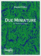 Due Miniature (woodwind quintet) (download)