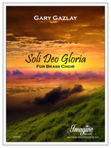 Soli Deo Gloria (for Brass)