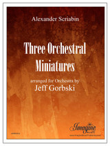 Three Orchestral Miniatures