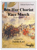 Ben Hur Chariot Race March
