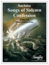 Songs of Solemn Confession: A Song Cycle (download)
