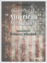 """Quartet No. 12, """"American"""""""