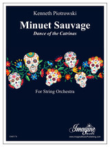 Minuet Sauvage: Dance of the Catrinas (download)
