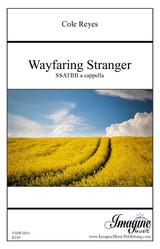 Wayfaring Stranger (SATB)