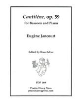 Cantilene, op. 59