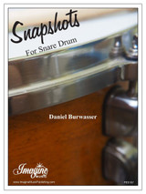 Snapshots for Snare Drum (Download)
