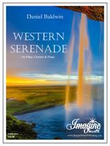 Western Serenade (Fl, Cl, Pno)