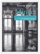 MInuet (string orchestra)(download)