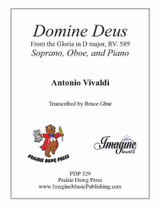 """Domine Deus"" from the Gloria in D Major, RV589 (download)"