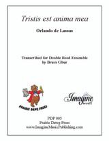 Tristis est anima mea (download)