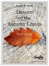 Descent of the Autumn Leaves