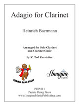 Adagio for Clarinet (download)