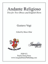 Andante Religioso (Two Oboes & English Horn)(download)