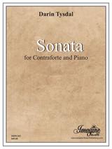 Sonata for Contraforte and Piano (download)