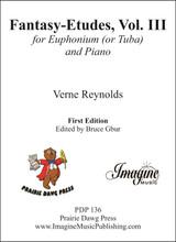 Fantasy-Etudes, Vol. III