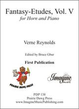 Fantasy-Etudes, Vol. V