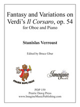 "Fantasy & Variations on Verdi's ""Il Corsaro"" Op 54"