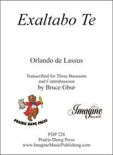 Exaltabo Te (download)