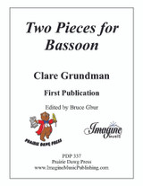 Two Pieces for Bassoon (download)