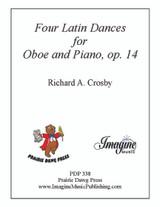 Four Latin Dances Op. 14