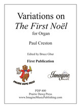 Variations on The First Noel (download)