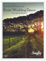 Rustic Wedding Dance