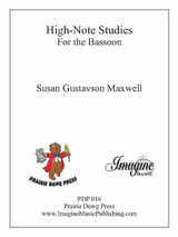 High Note Studies for Bassoon (download)