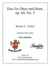 Duo for Oboe and Horn, op. 64, No. 5 (download)