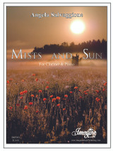 Mists and Sun (Clarinet & Piano)(download)