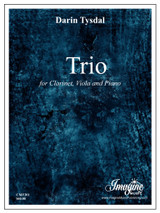 Trio for Clarinet, Viola and Piano (download)