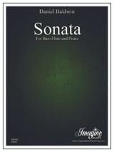 Sonata for Bass Flute & Piano