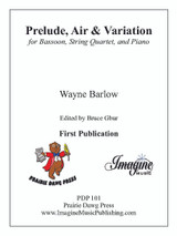 Prelude, Air and Variation (download)