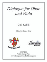 Dialogue for Oboe and Viola