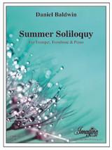 Summer Soliloquy (Trumpet, Trombone, Piano)