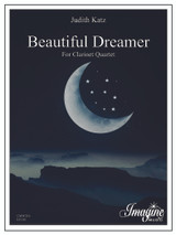 Beautiful Dreamer (Clarinet Quartet)
