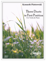 Three Duets in First Position